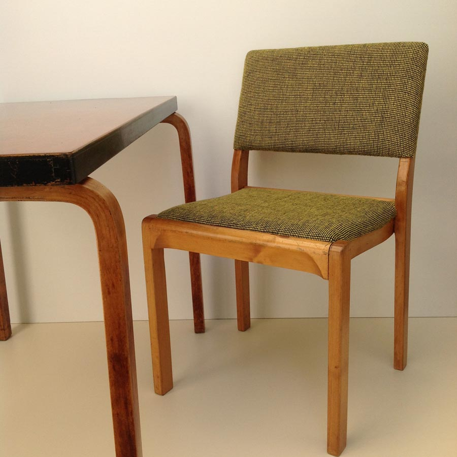 Form Amp Function Alvar Aalto 611 Chair1929